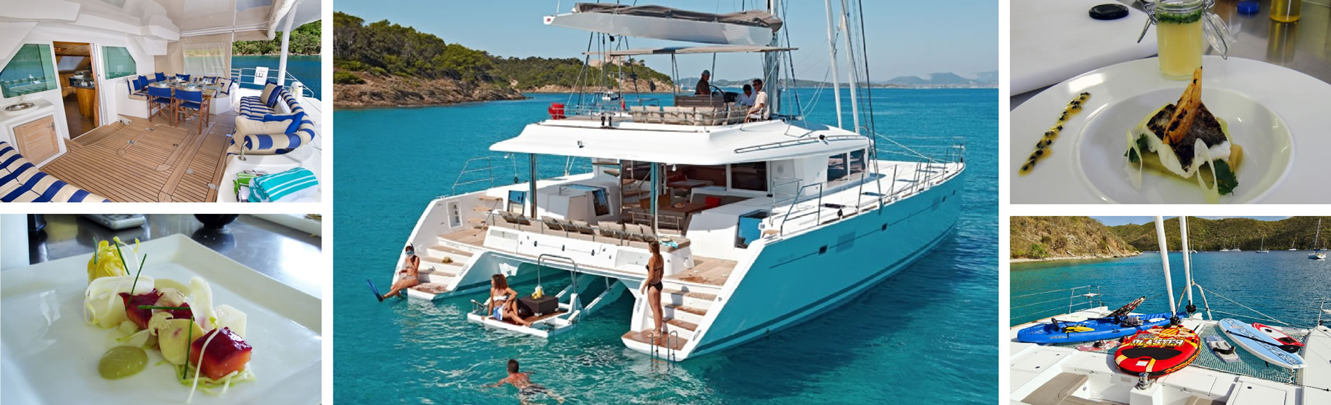 Crewed All-Inclusive Charters