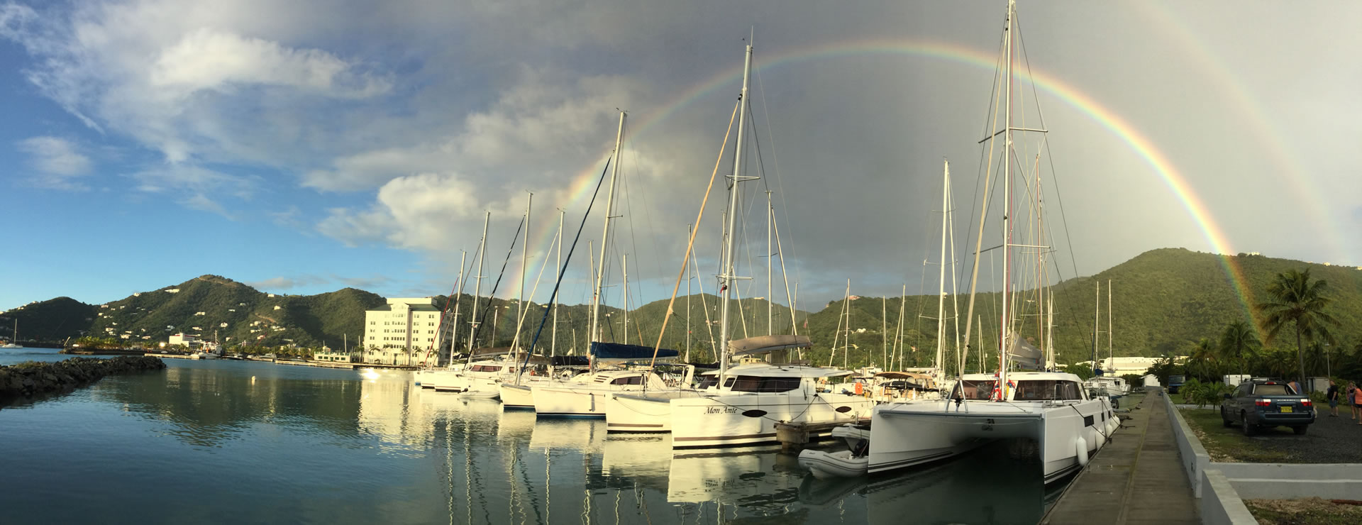 About BVI YACHT CHARTERS