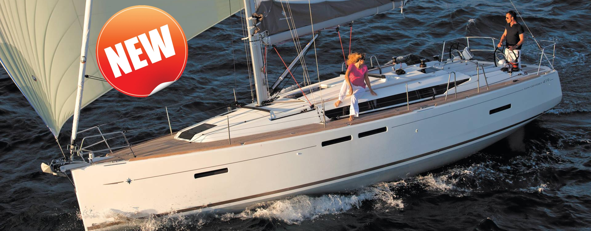 INDIAN CHIEF: Sun Odyssey 419