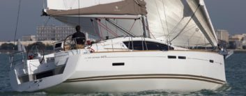 Good Decision: Jeanneau Sun Odyssey 44DS